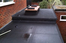 Photo of Flat Roofing